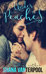 Cover Reveal: Under The Peaches by Shana Vanterpool