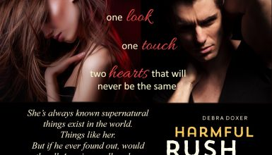 Cover Reveal! Harmful Rush by Debra Doxer