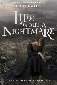 Cover Reveal : Life is but a Nightmare
