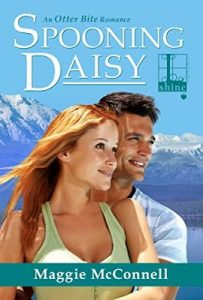 Spooning Daisy (An Otter Bite Romance)