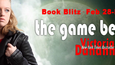 The Game Begins by Victoria Danann
