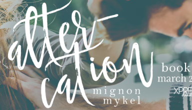 Book Blitz: Altercation by Mignon Mykel