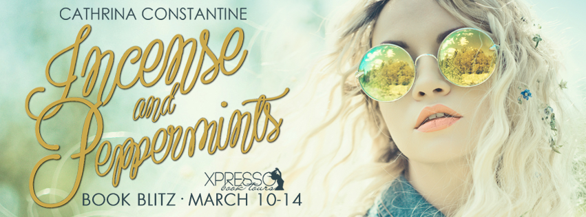 Book Blitz: Incense and Peppermints by Cathrina Constantine