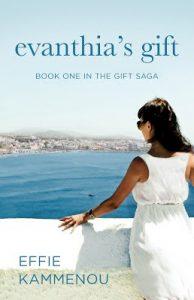 Effie Kammenou – Evanthia's Gift & Waiting for Aegina – Virtual Book Tour