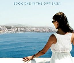 Effie Kammenou – Evanthia's Gift & Waiting for Aegina – Virtual Book Tour