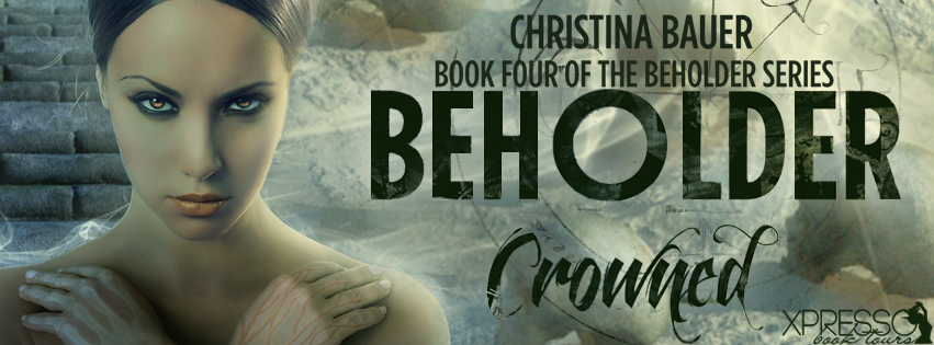 Cover Reveal: Crowned by Christina Bauer