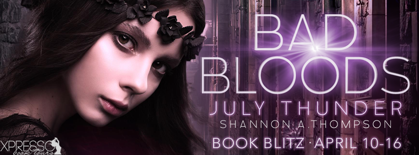 July Thunder by Shannon A. Thompson