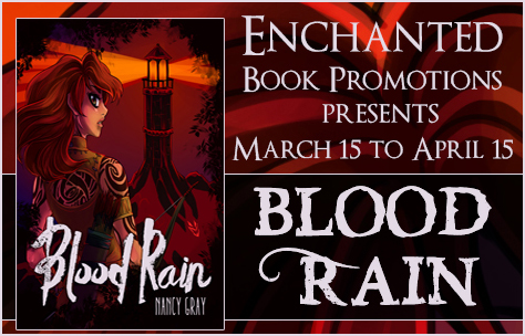 "Book Tour ""Blood Rain"""