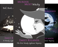 Wendy Lightower Mystery (4 Book Series)