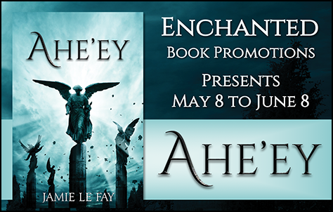 2 paperback copies of Ahe'ey