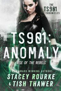 Cover Reveal: TS901 by Stacey Rourke & Tish Thawer
